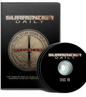 SURRENDER DAILY NEW TESTAMENT STUDY